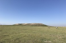 Figure 1. View of the mound of Türkmen-Karahöyük from the north-east.